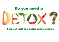 Are you in need of a detox?